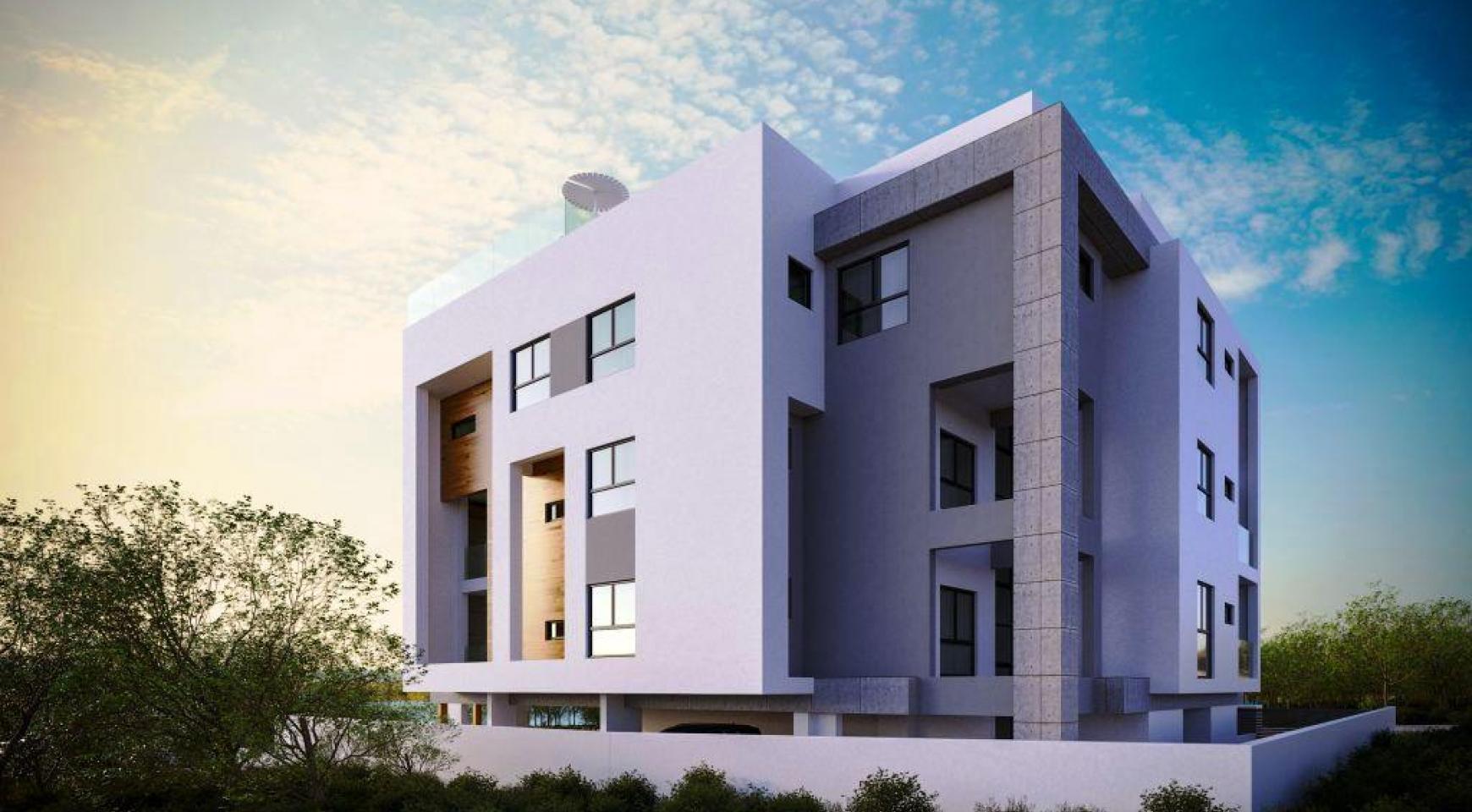Современная Односпальная Квартира в Новом Проекте в Районе Columbia - 8