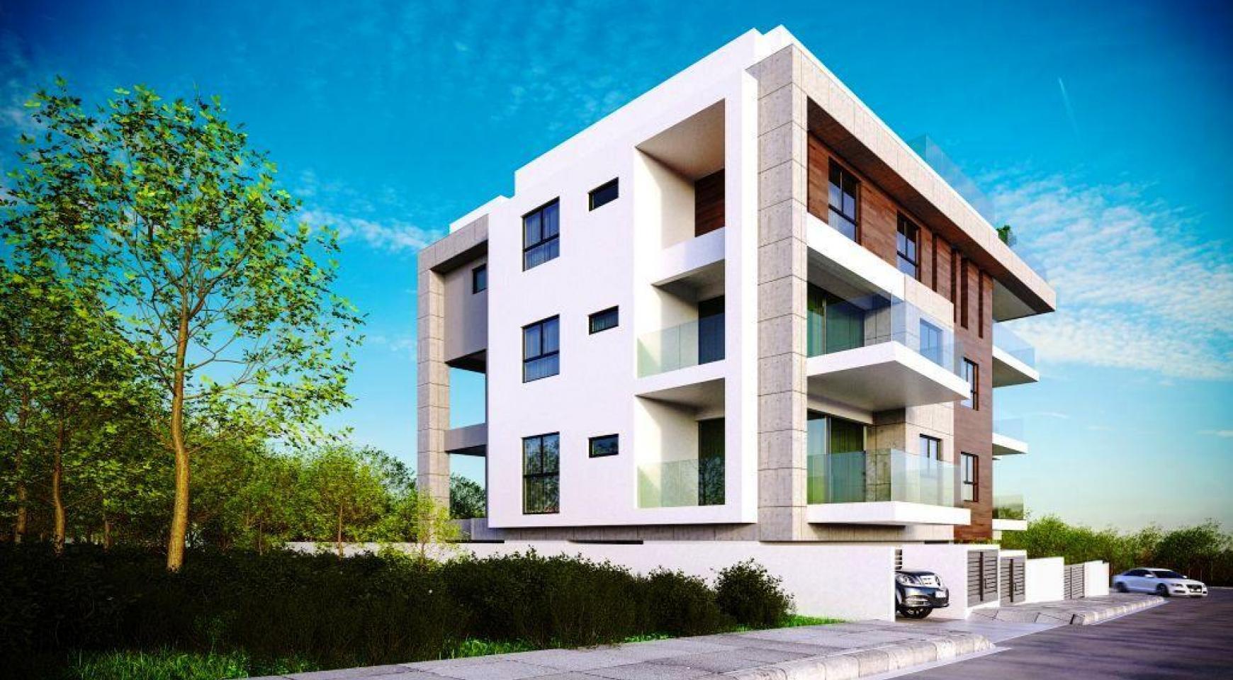 Современная 2-Спальная Квартира в Новом Проекте в Районе Columbia  - 8