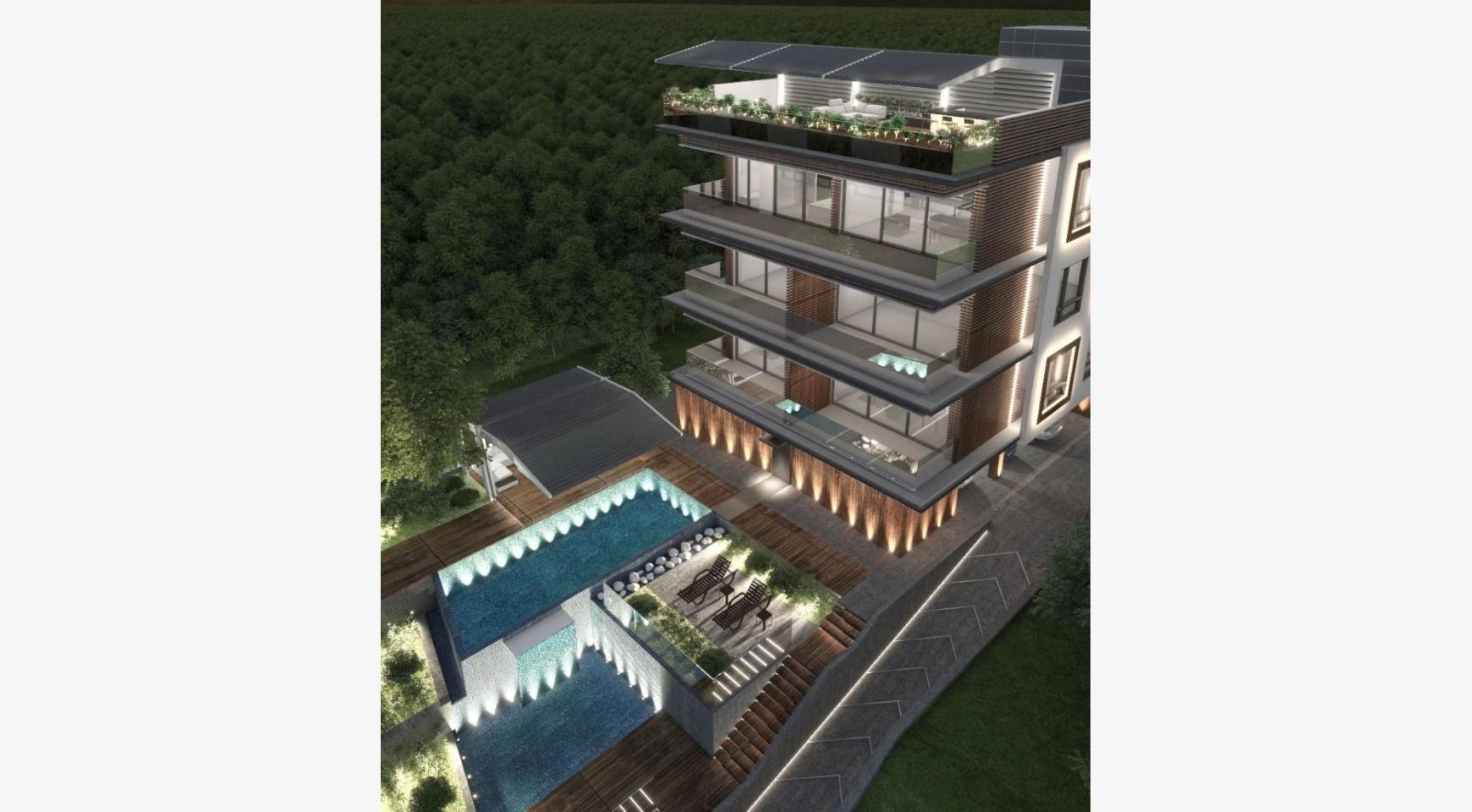 Новая 2-Спальная Квартира с Видом на Море в Туристической Зоне - 3