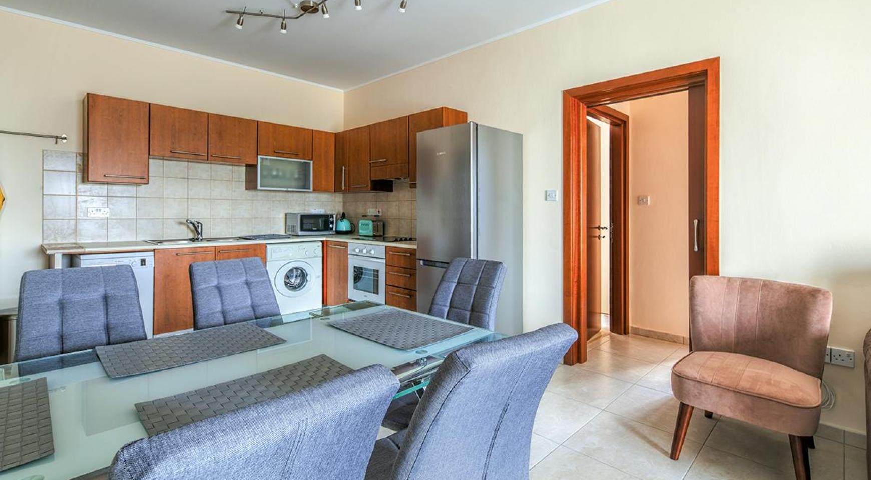 """2-Спальная Квартира - Люкс """"Mesogios Iris 301"""" в Туристической Зоне возле Моря - 2"""