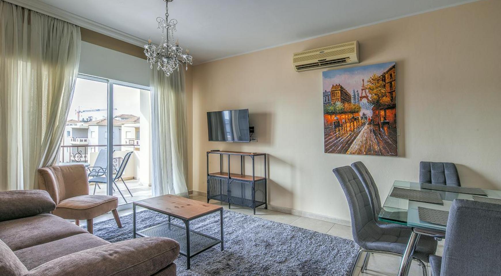 """2-Спальная Квартира - Люкс """"Mesogios Iris 301"""" в Туристической Зоне возле Моря - 1"""