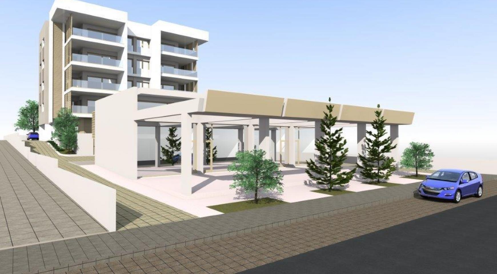 Новая Просторная 3-Спальная Квартира возле Моря - 2