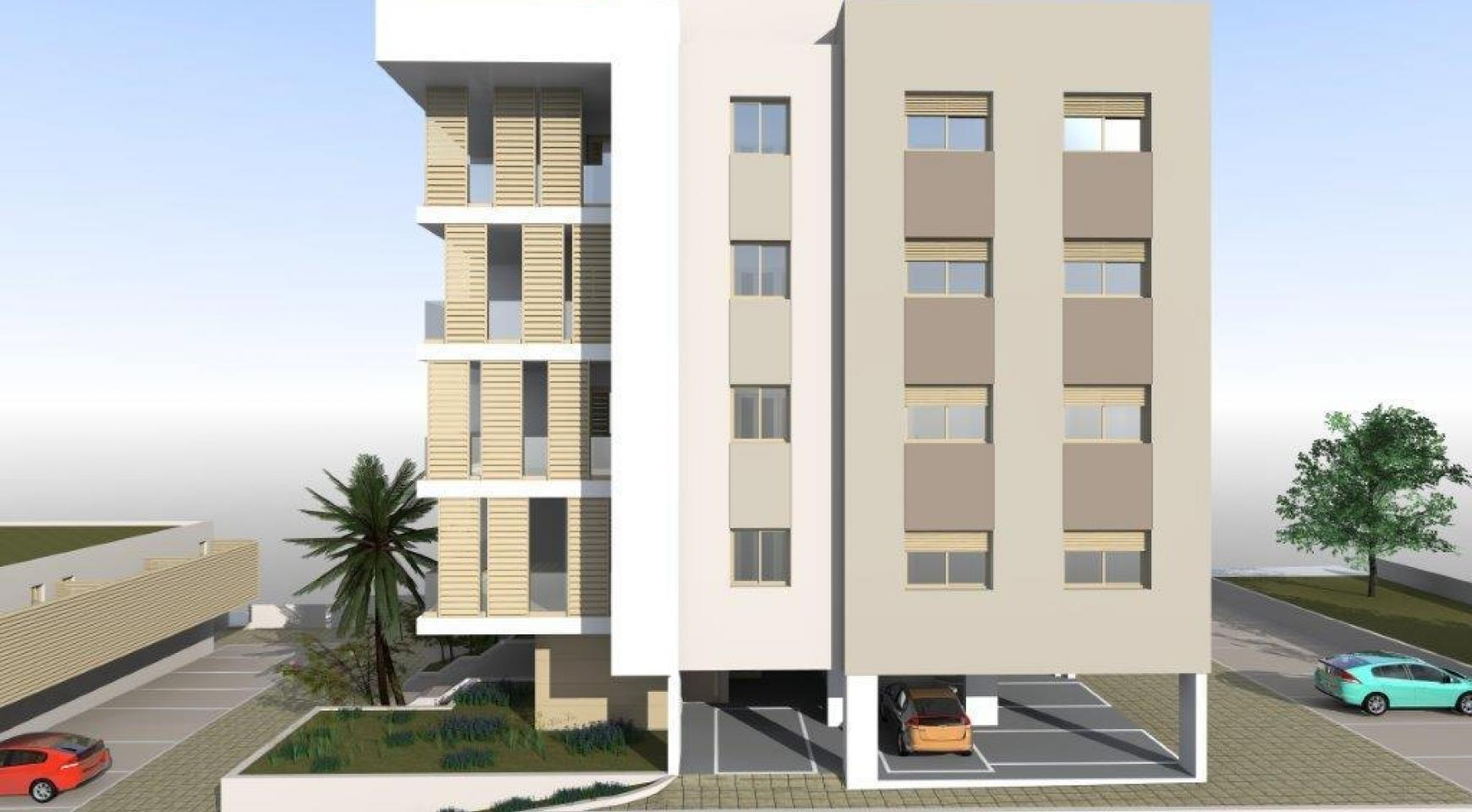 Новая Просторная 3-Спальная Квартира возле Моря - 5