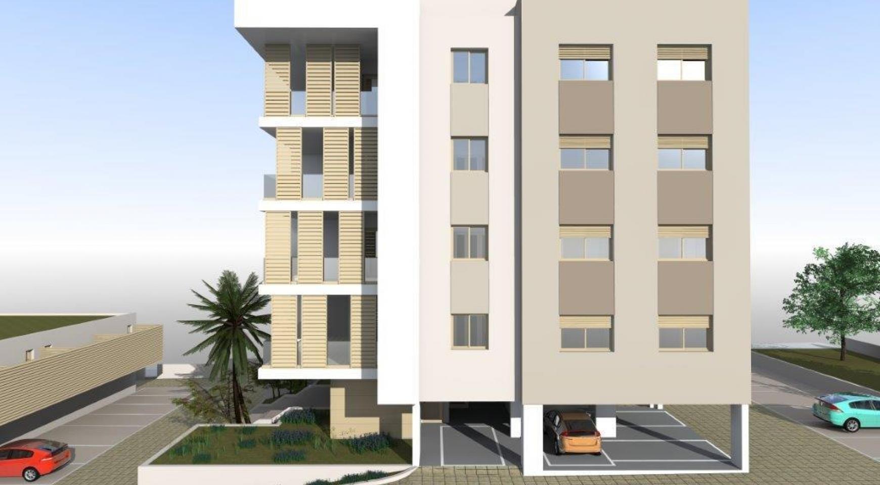 Новая Просторная 3-Спальная Квартира возле Моря - 8