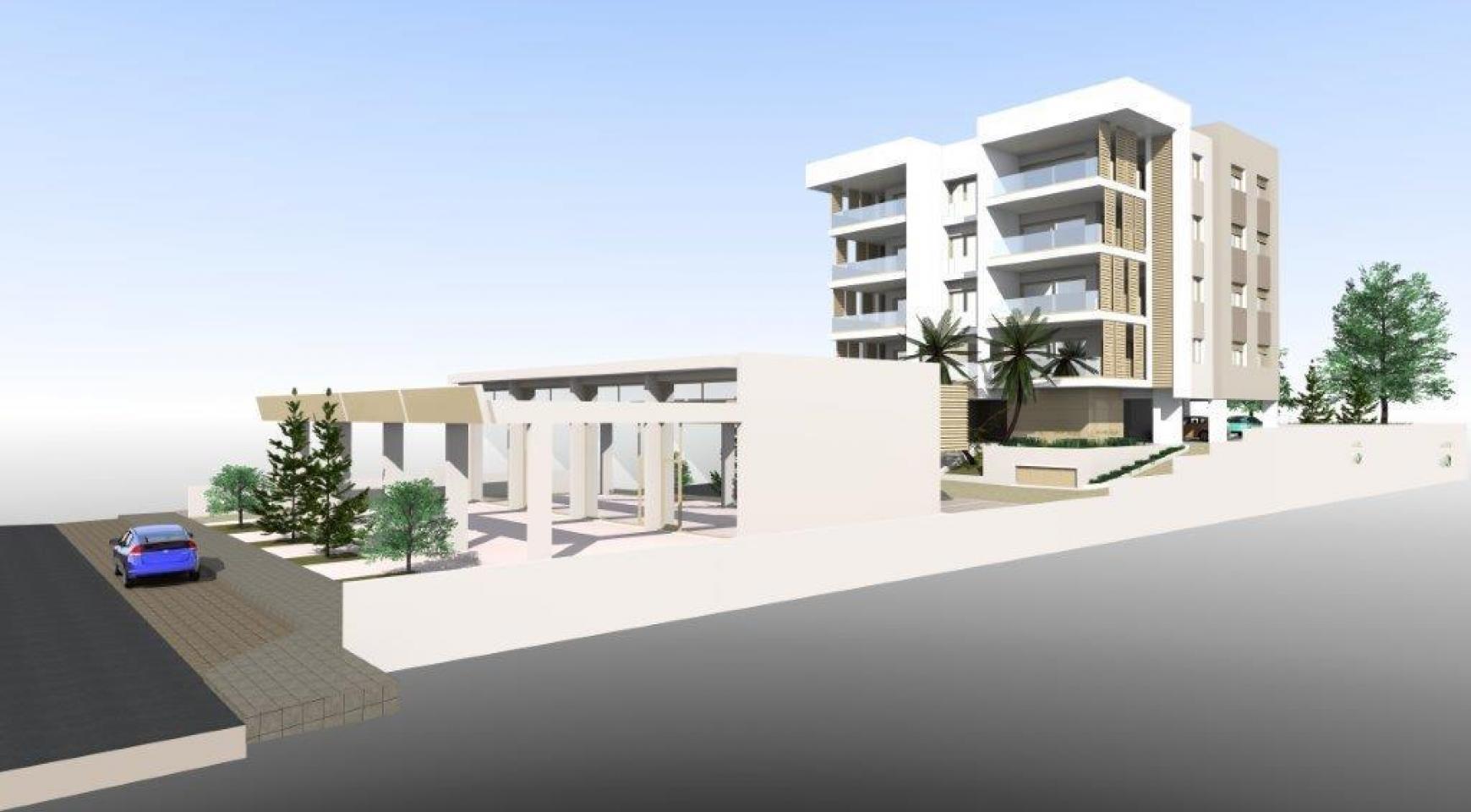 Новая Просторная 3-Спальная Квартира возле Моря - 6