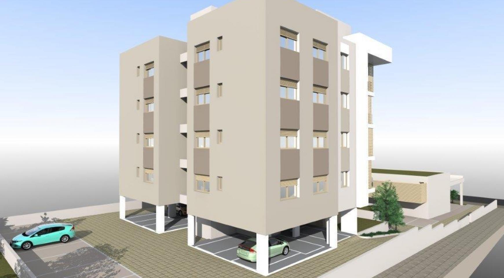 Новая Просторная 3-Спальная Квартира возле Моря - 10