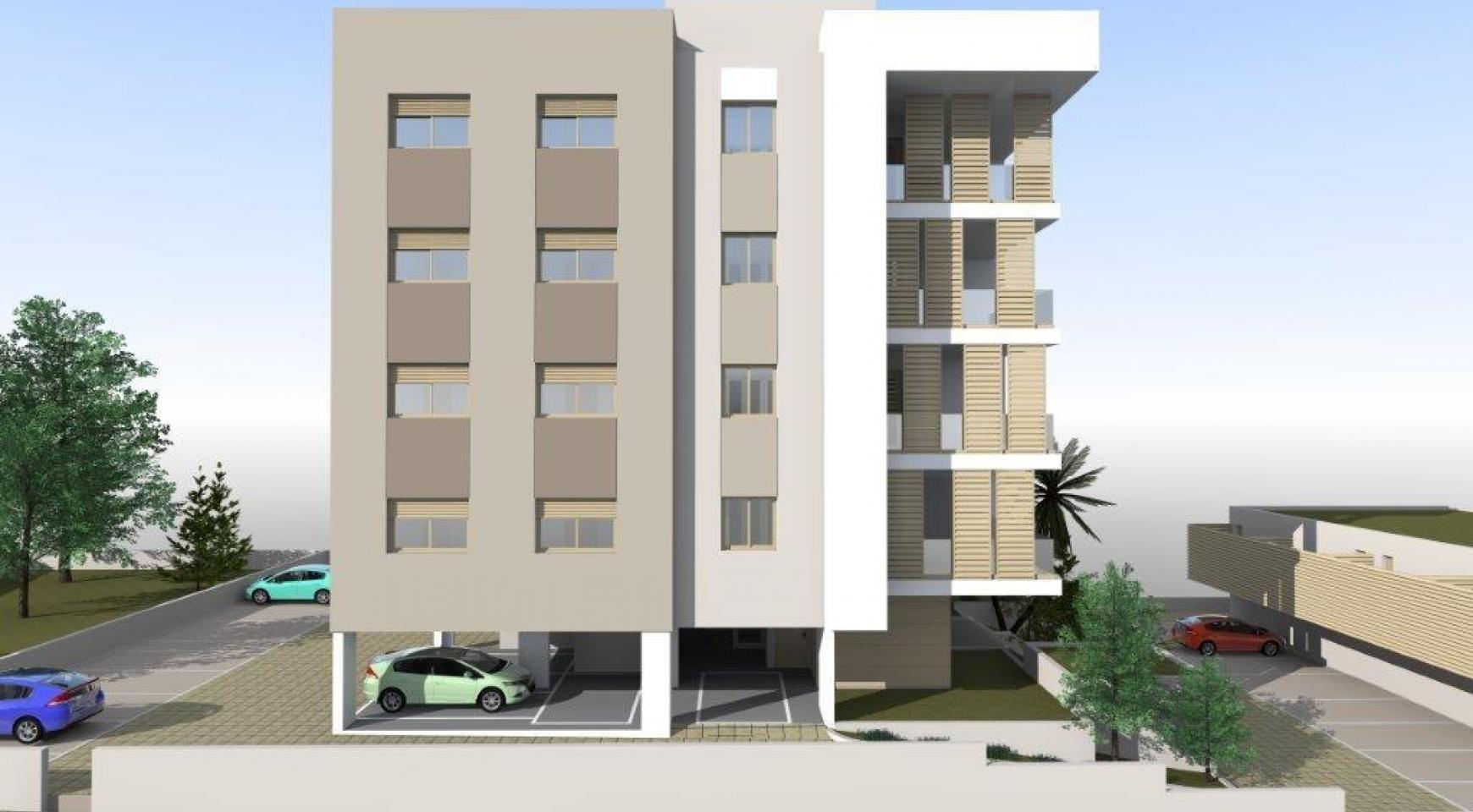 Новая Просторная 3-Спальная Квартира возле Моря - 13