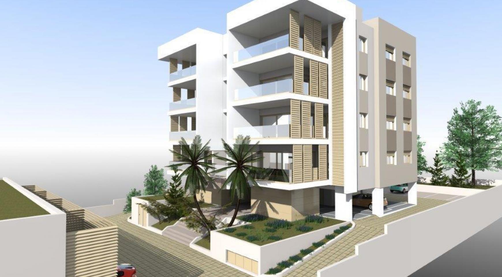 Новая Просторная 3-Спальная Квартира возле Моря - 7