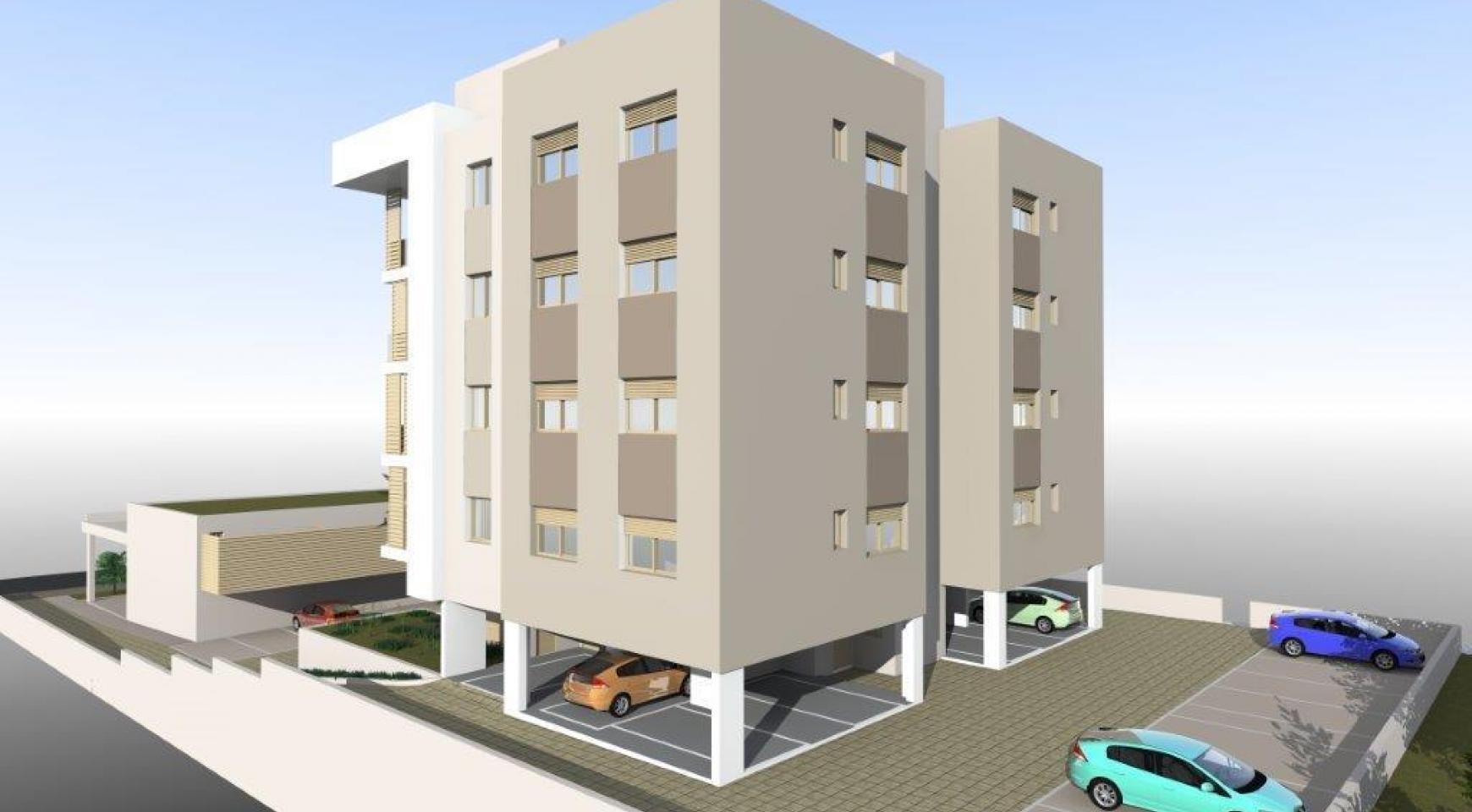 Новая Просторная 3-Спальная Квартира возле Моря - 11