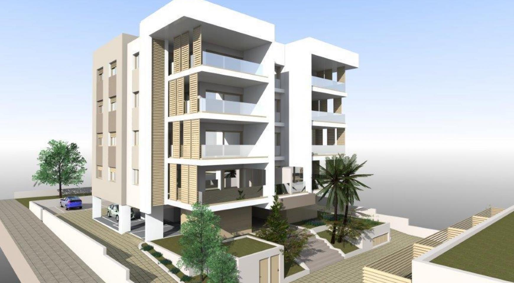 Новая Просторная 3-Спальная Квартира возле Моря - 1