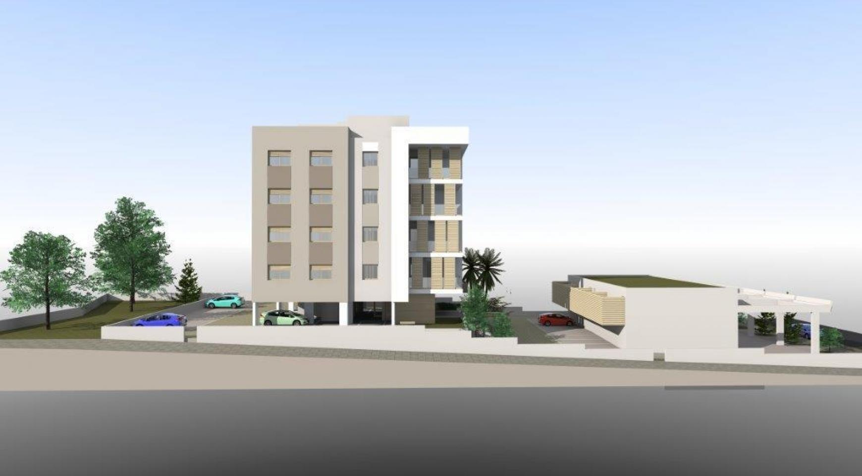 Новая Просторная 3-Спальная Квартира возле Моря - 14