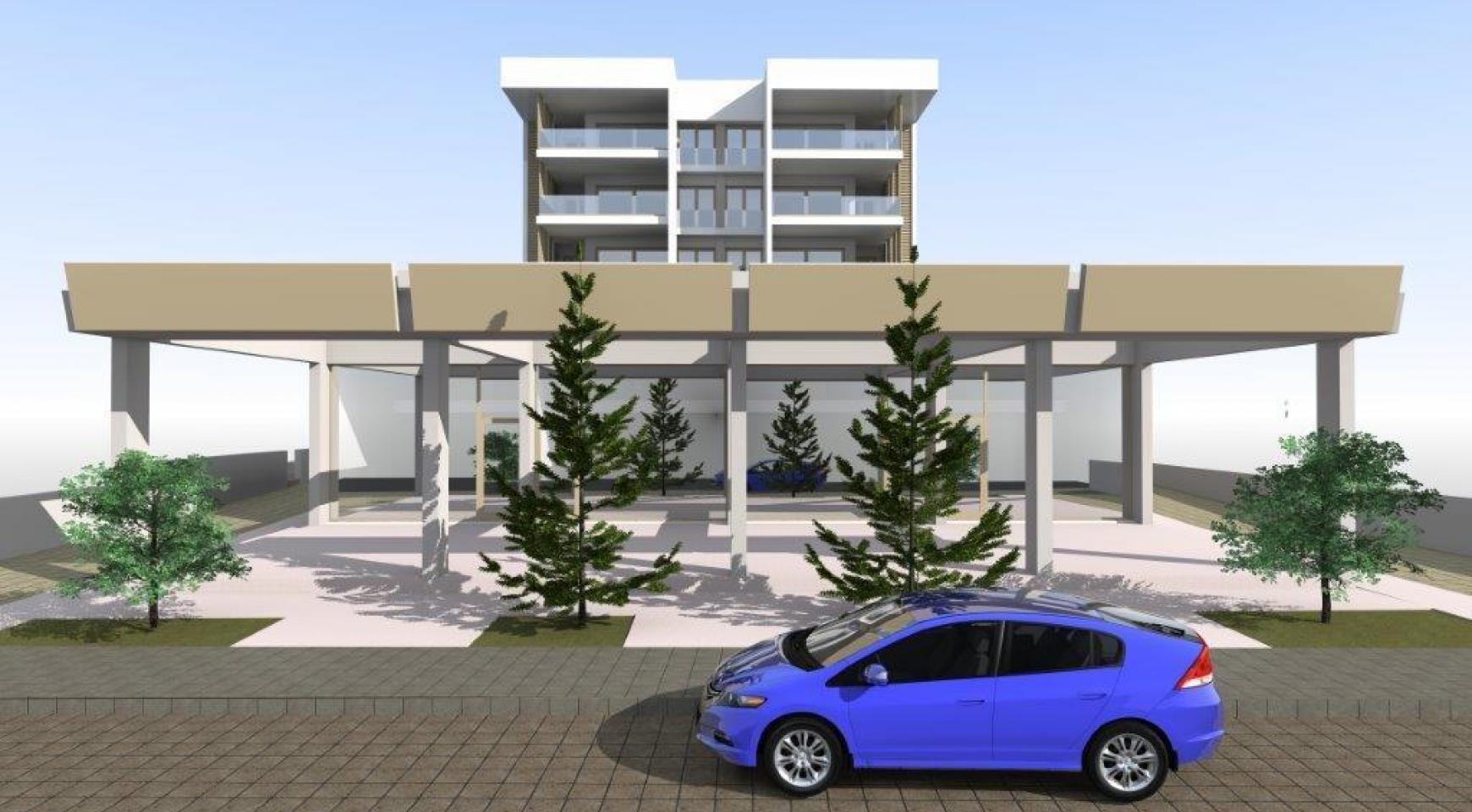 Новая Просторная 3-Спальная Квартира возле Моря - 4