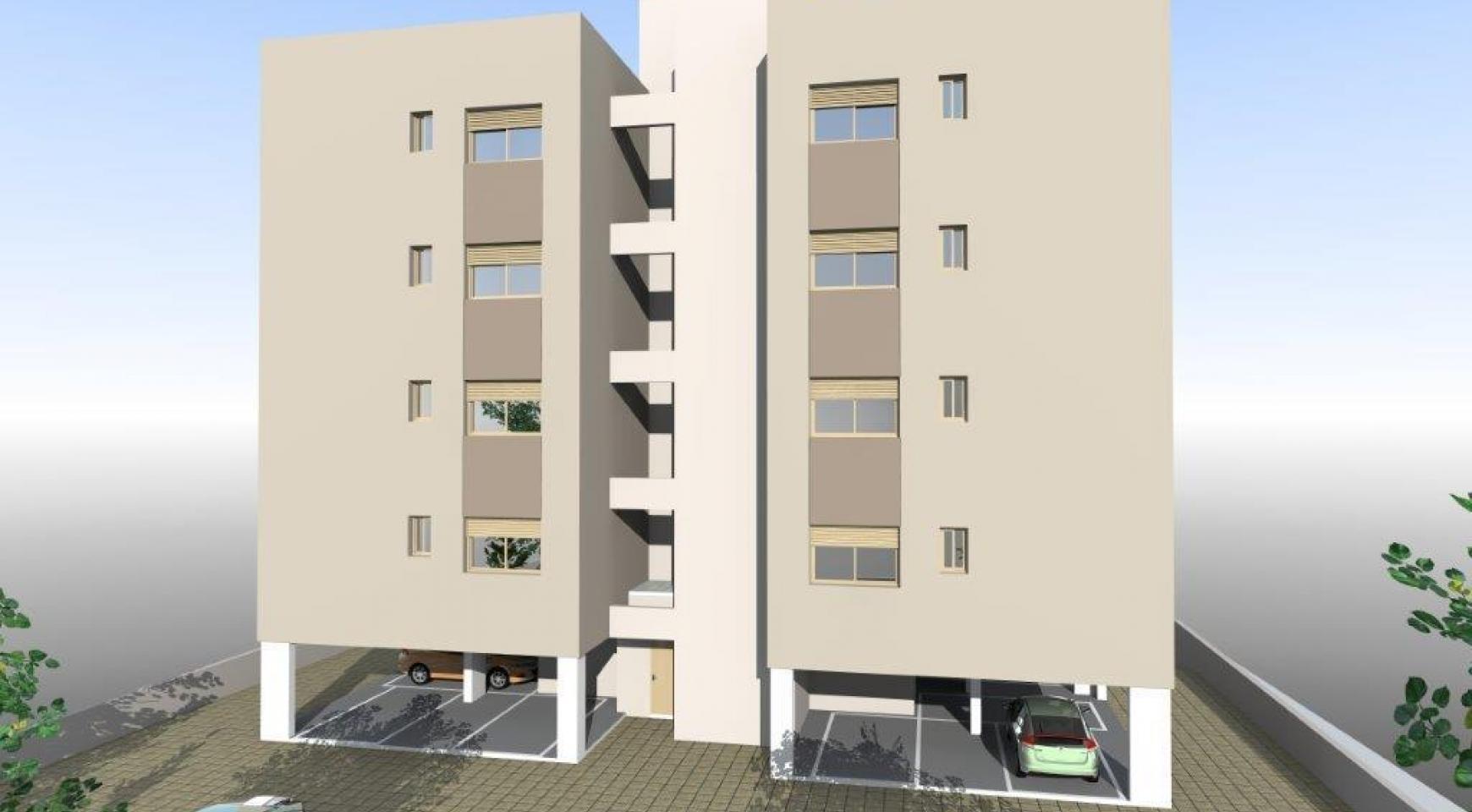 Новая Просторная 3-Спальная Квартира возле Моря - 12
