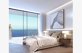 2-Спальная Квартира в новом Проекте у Моря в Центре Города - 16