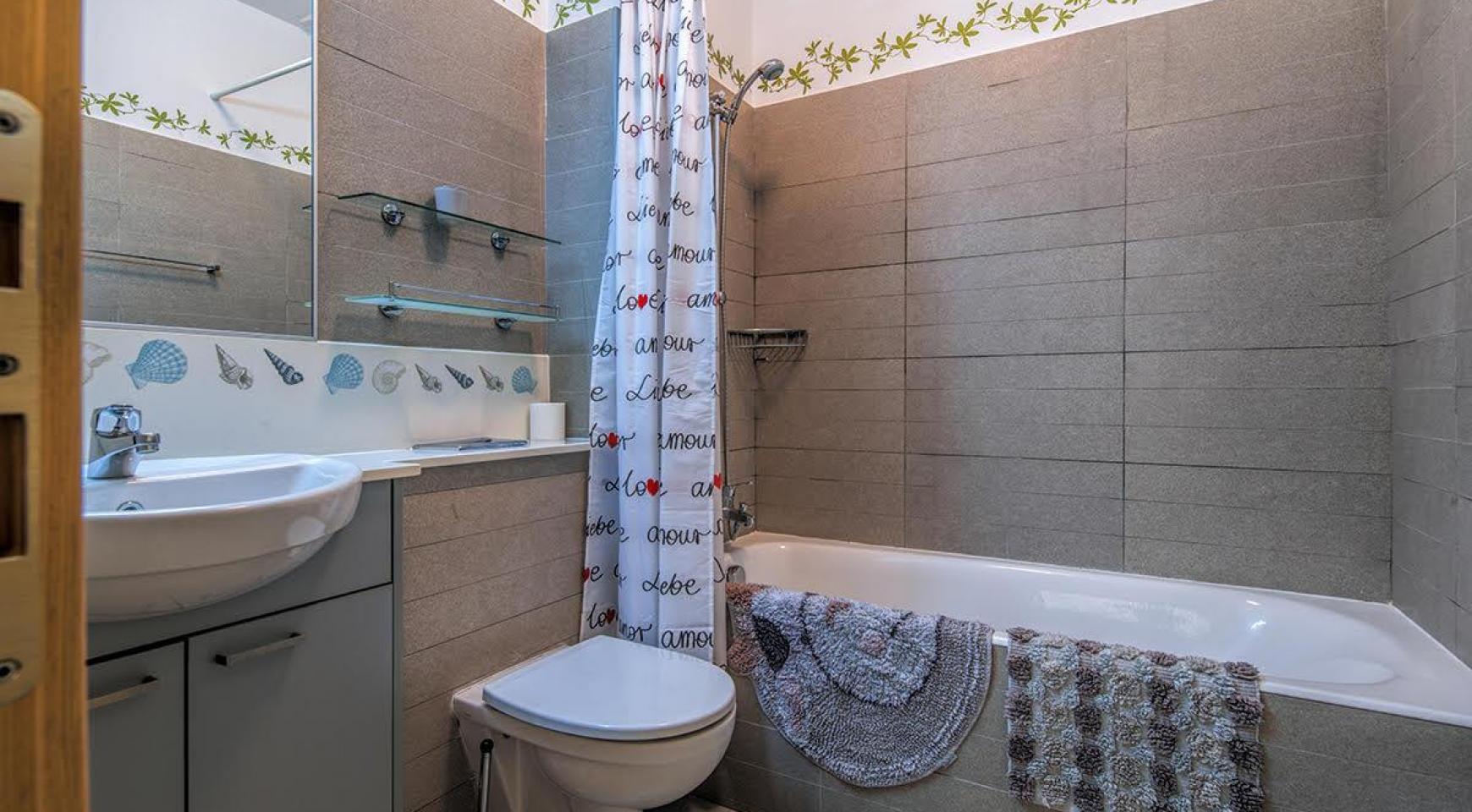 2-Спальная Двухуровневая Квартира Amathusa O 104 в Престижном Комплексе возле Моря - 15