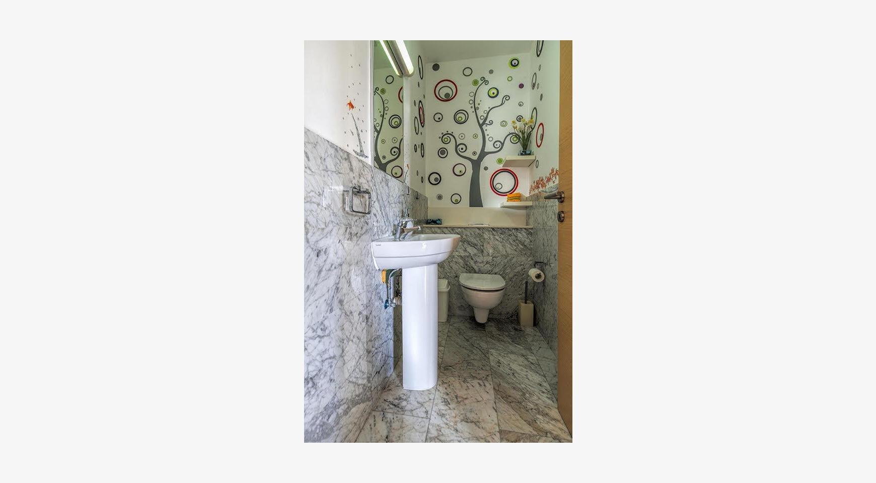 2-Спальная Двухуровневая Квартира Amathusa O 104 в Престижном Комплексе возле Моря - 11