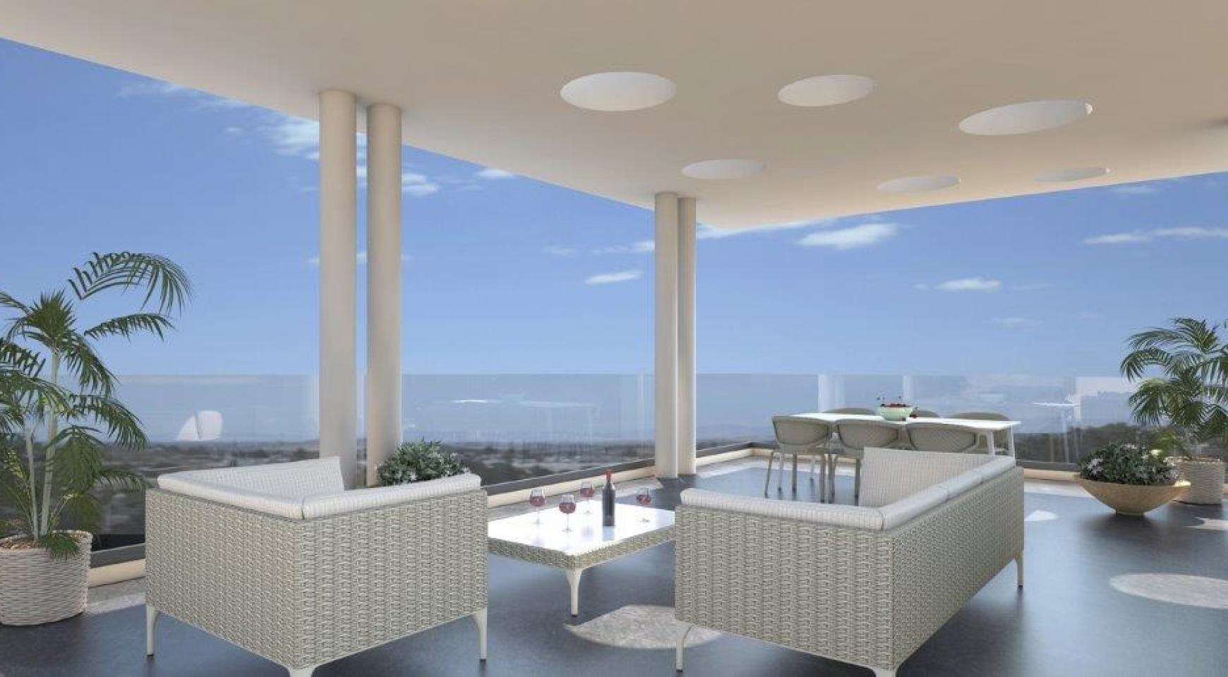 Новое Жилое Здание в Центре Города - 1