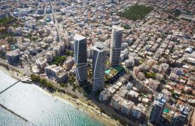 2-Спальная Квартира в новом Проекте у Моря в Центре Города - 14