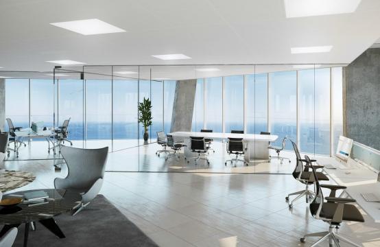 Эксклюзивный Офис в Новом Проекте у Моря в Центре Города