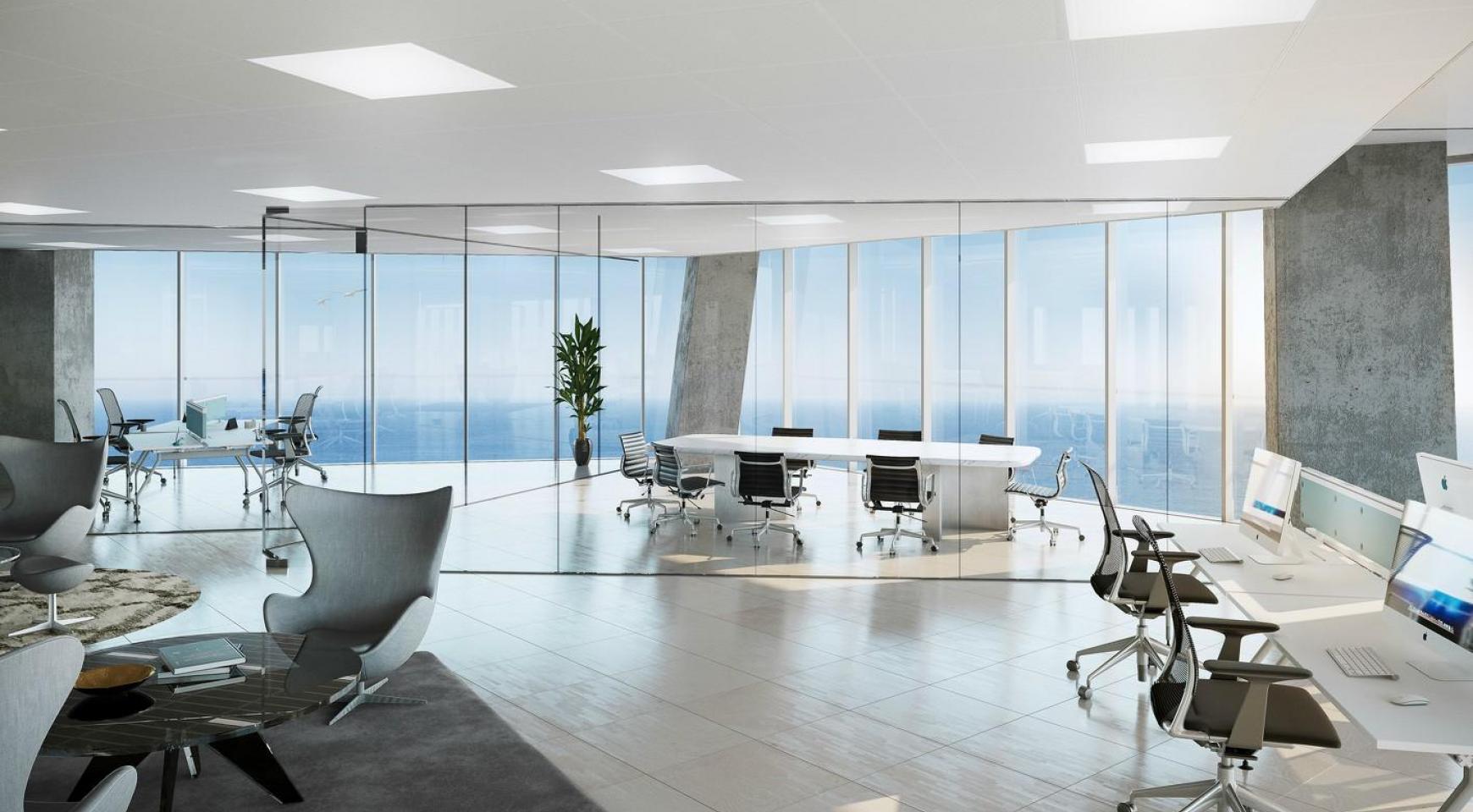 Эксклюзивный Офис в Новом Проекте у Моря в Центре Города - 1