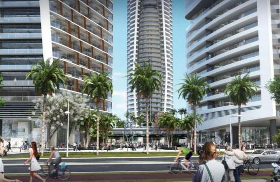 Новый Эксклюзивный Проект у Моря в Центре Города
