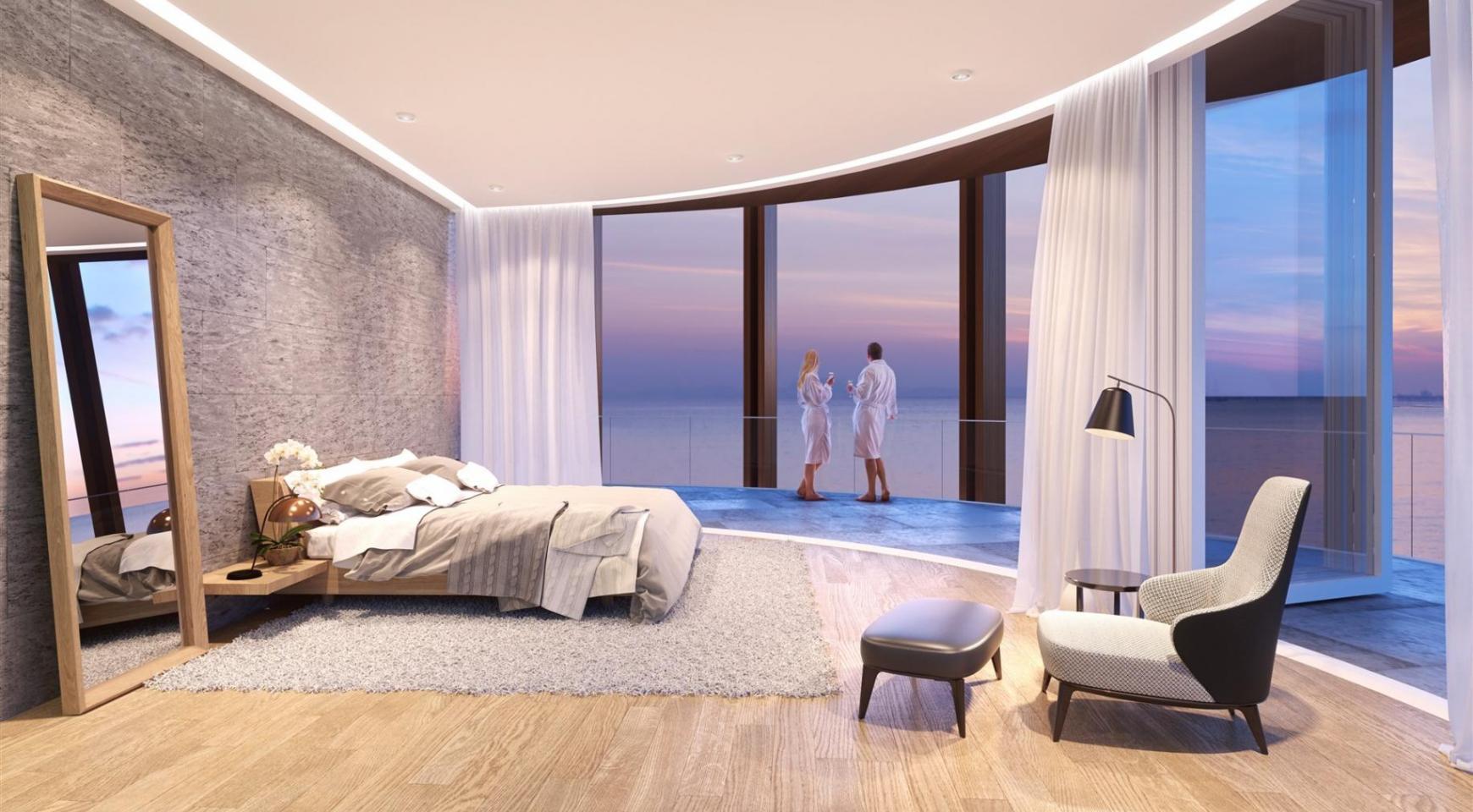 Современная 2-Спальная Квартира в Эксклюзивном Проекте у Моря - 21