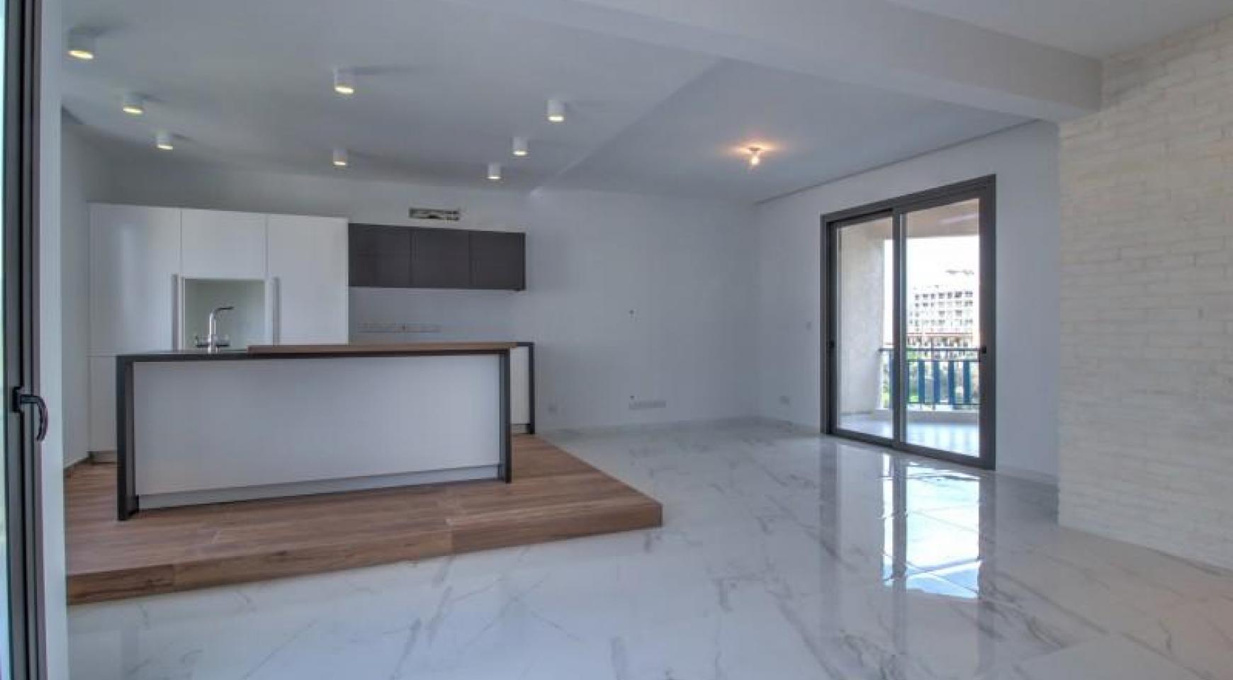 Полностью Отремонтированная 2-Спальная Квартира в Районе  Potamos Germasogeia - 3