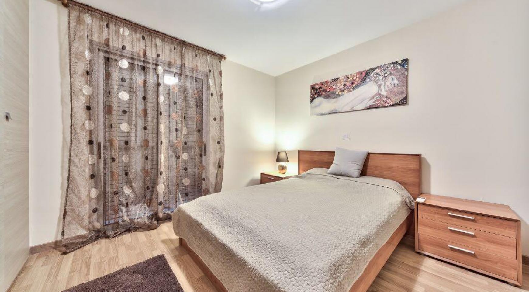 Роскошная Односпальная Квартира в Престижном Комплексе у Моря - 4