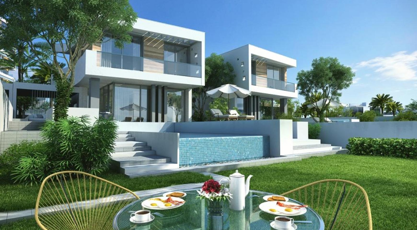 4 Bedroom Villa in a New Project by the Sea - 5