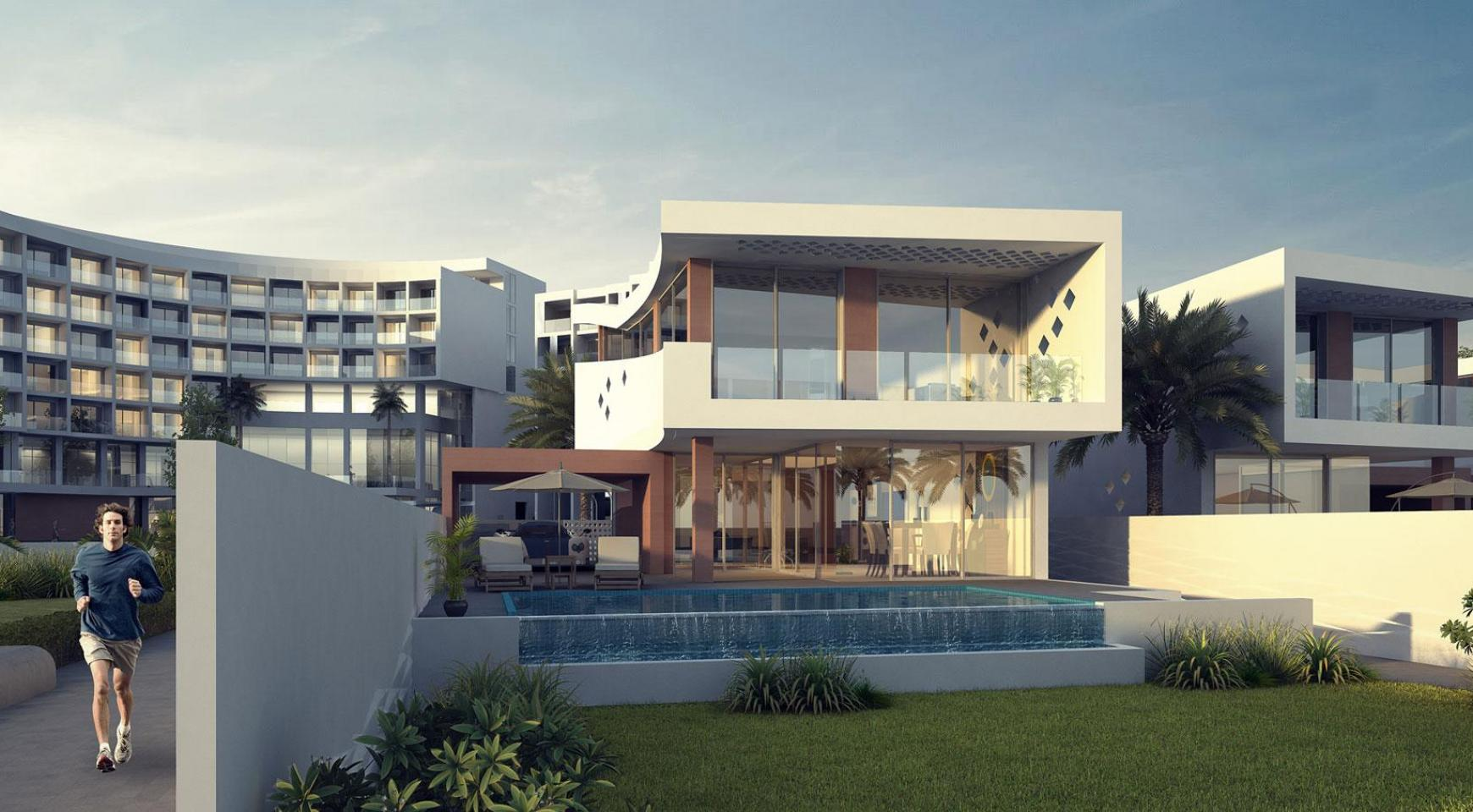 4 Bedroom Villa in a New Project by the Sea - 4