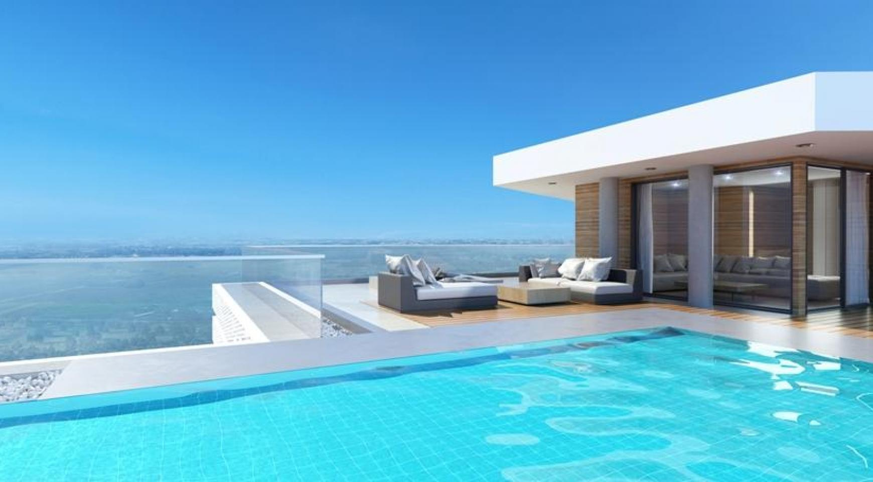 4 Bedroom Villa in a New Project by the Sea - 34