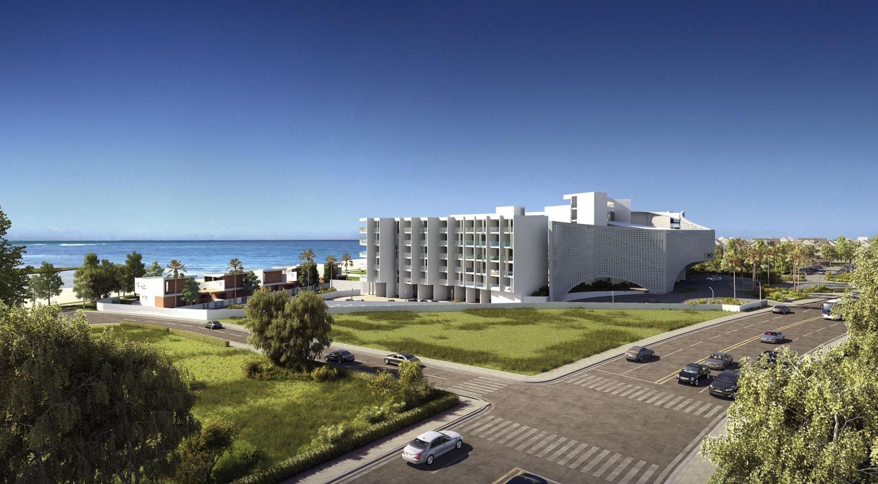 Современная 2-Спальная Квартира в Новом Проекте у Моря - 11