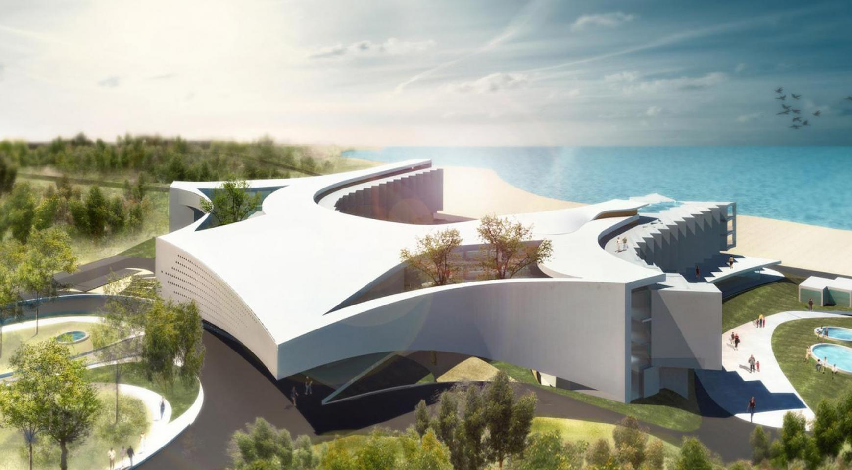 Современная 2-Спальная Квартира в Новом Проекте у Моря - 24