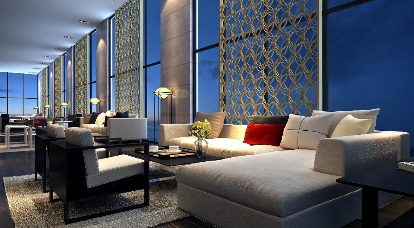 Современная 2-Спальная Квартира в Новом Проекте у Моря - 23