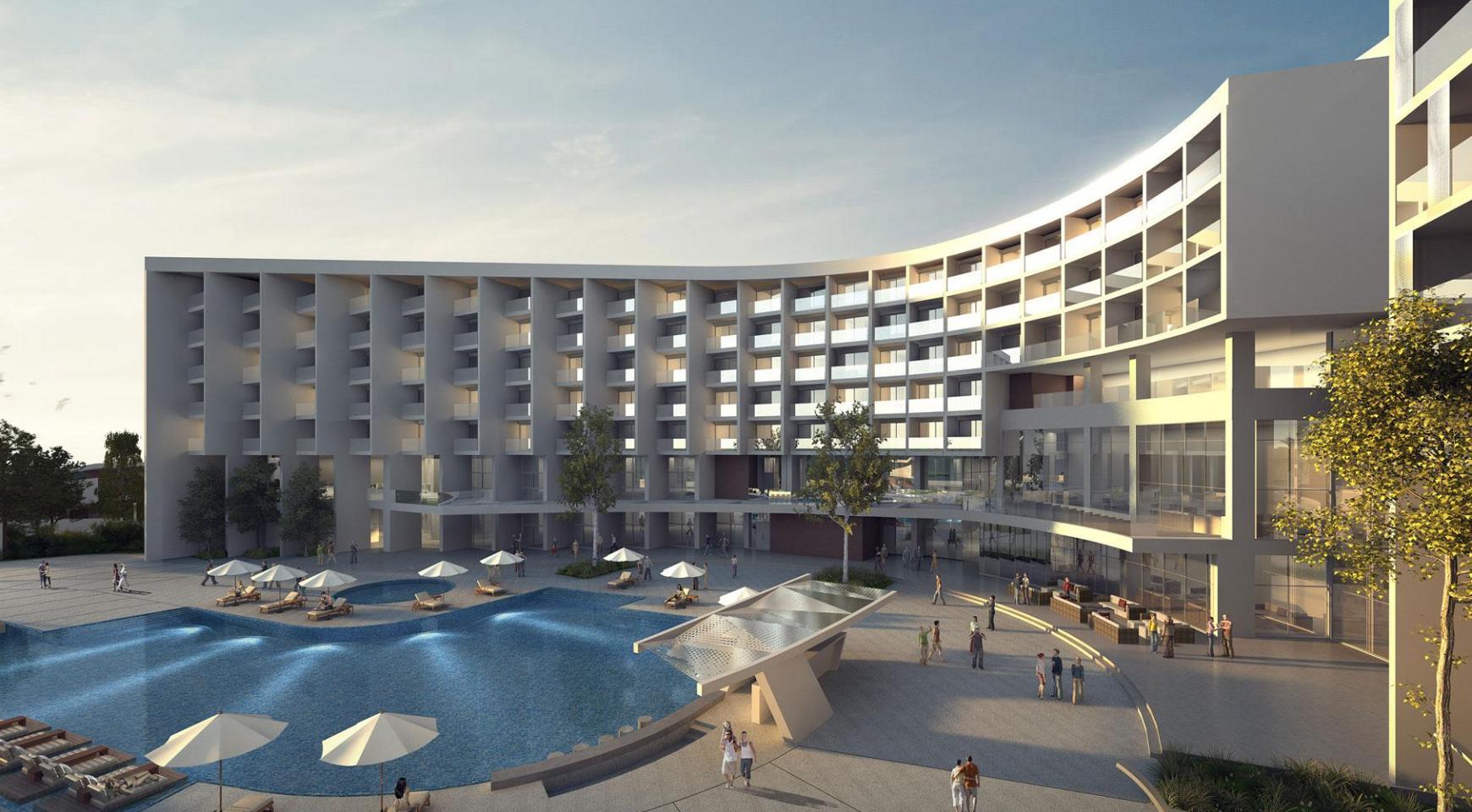 Современная 2-Спальная Квартира в Новом Проекте у Моря - 7
