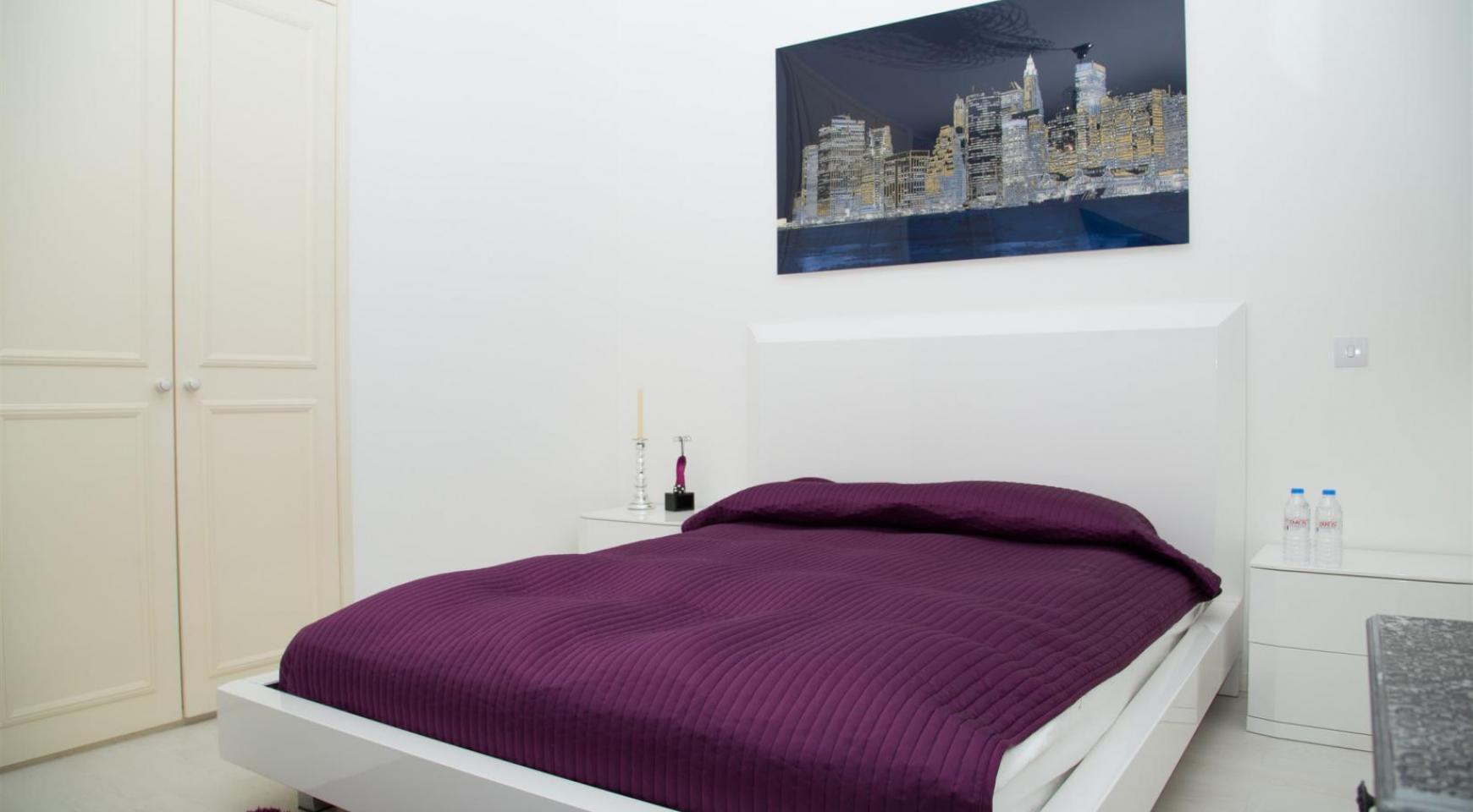 Современная 3-Спальная Квартира Категории Люкс на Берегу Моря в Комплексе Thera   - 21