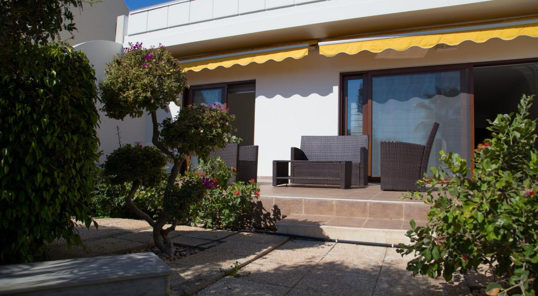 Современная 3-Спальная Квартира Категории Люкс на Берегу Моря в Комплексе Thera   - 38