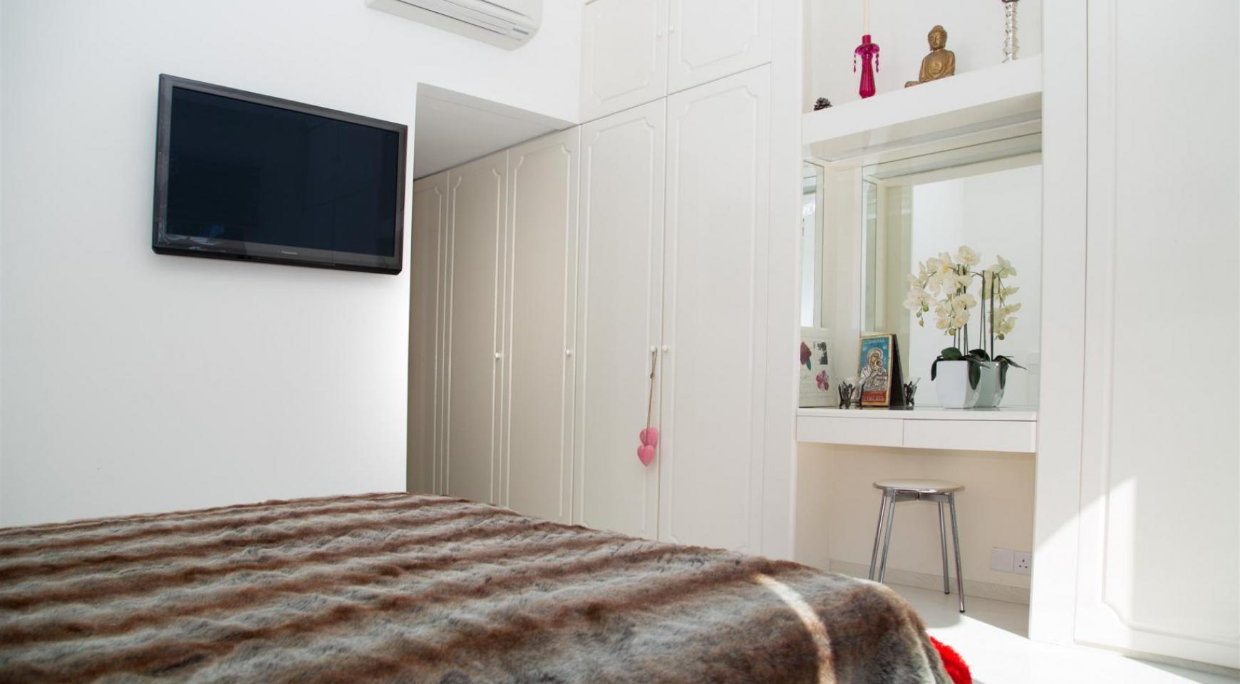 Современная 3-Спальная Квартира Категории Люкс на Берегу Моря в Комплексе Thera   - 26