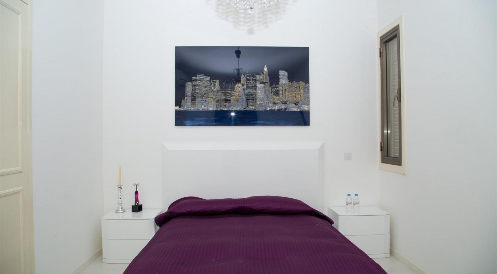 Современная 3-Спальная Квартира Категории Люкс на Берегу Моря в Комплексе Thera   - 20