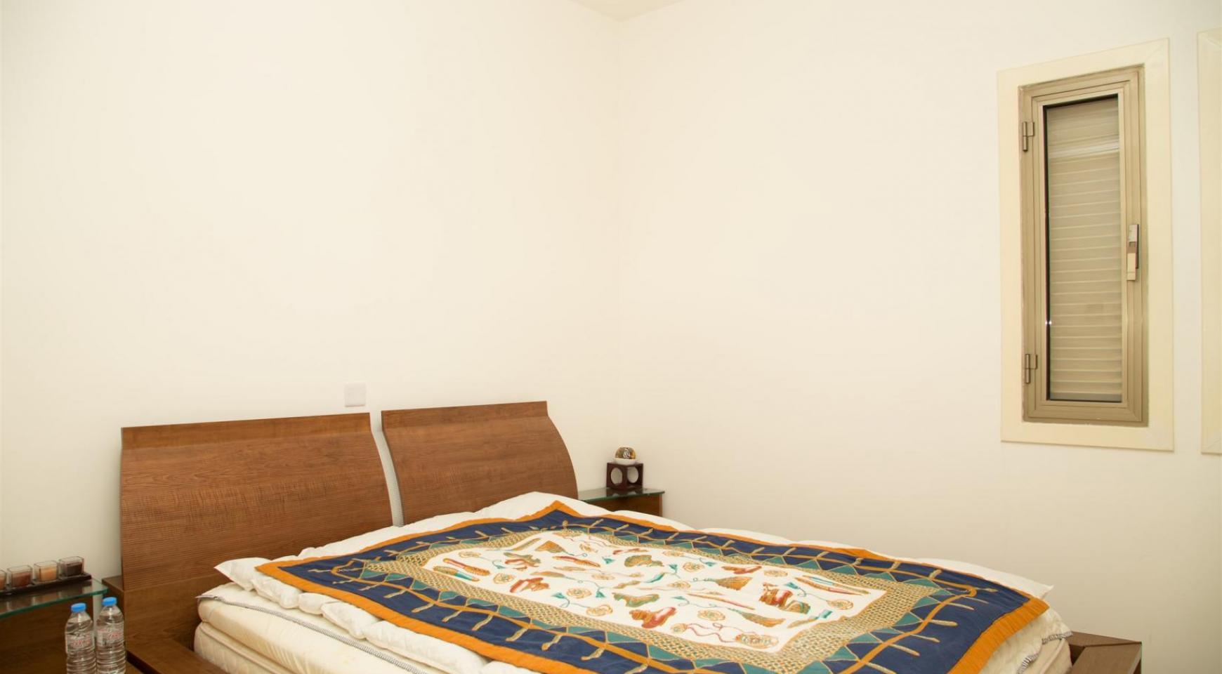 Современная 3-Спальная Квартира Категории Люкс на Берегу Моря в Комплексе Thera   - 22