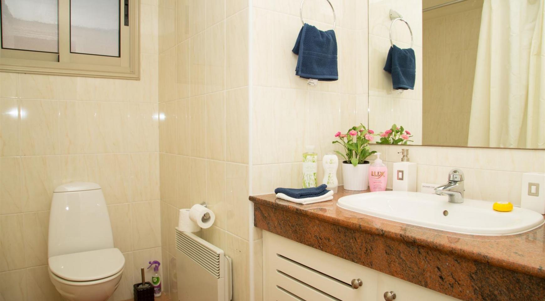 Современная 3-Спальная Квартира возле Моря в Районе  Enaerios - 19