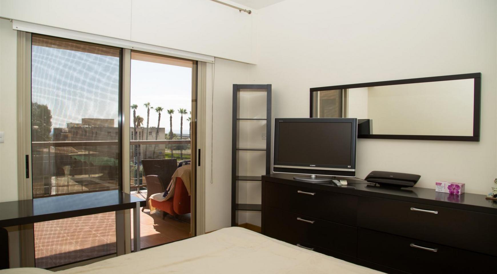 Современная 3-Спальная Квартира возле Моря в Районе  Enaerios - 7