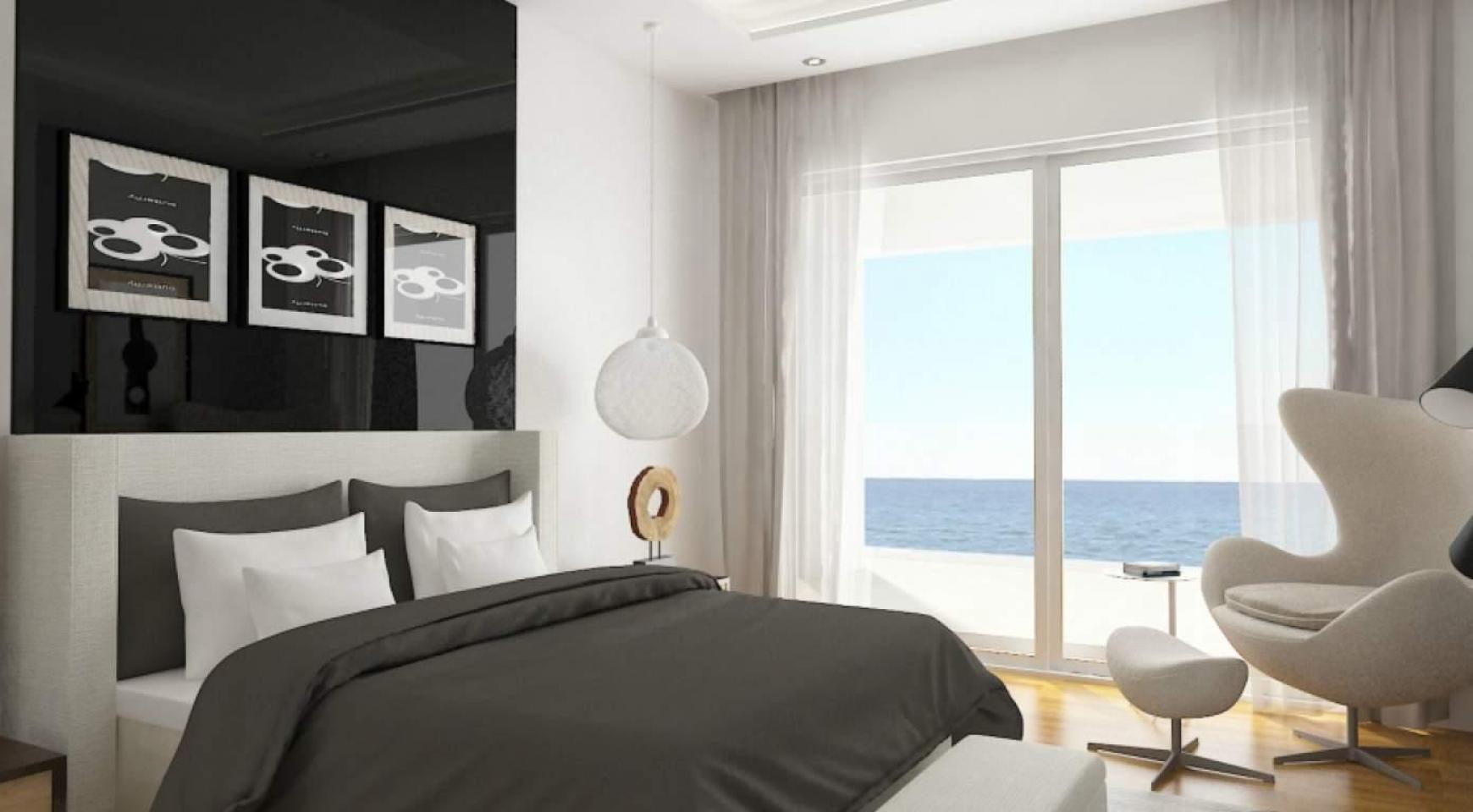 Современная 5-Спальная Вилла на Берегу Моря - 16