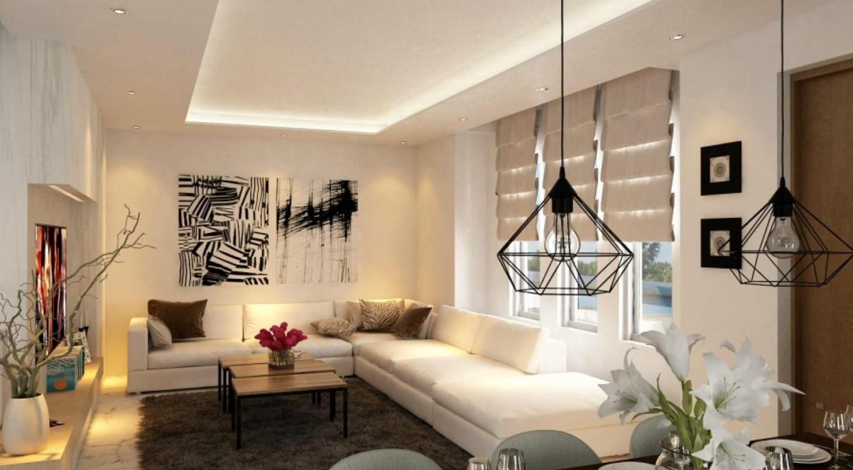 Новый Современный 4-Спальный Дом в Районе Leivadia - 11