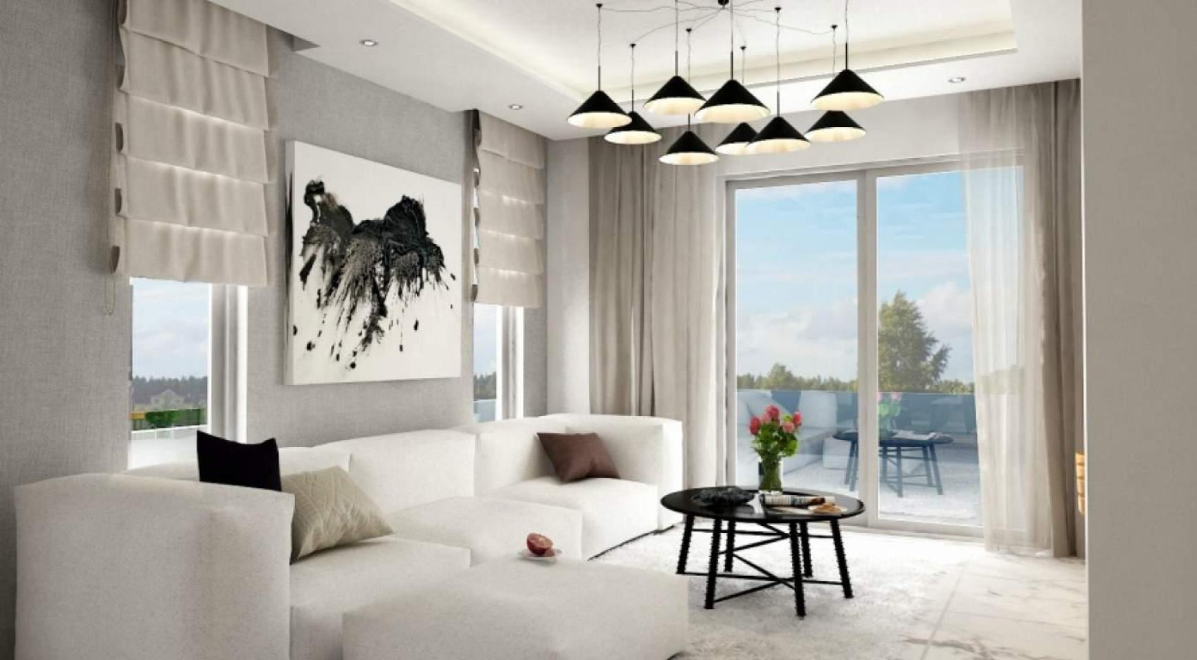 Новый Современный 4-Спальный Дом в Районе Leivadia - 12