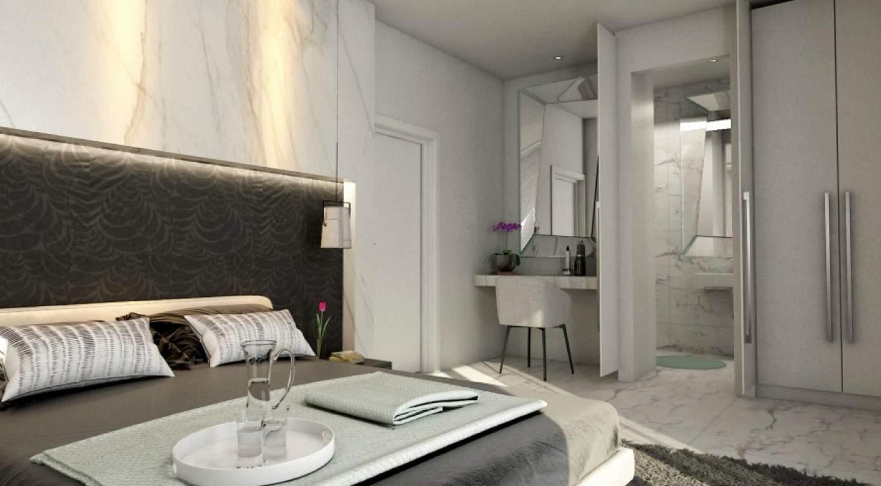 Новый Современный 4-Спальный Дом в Районе Leivadia - 19