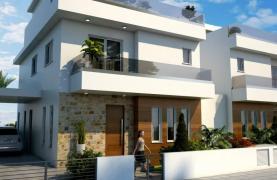 Новый Современный 4-Спальный Дом в Районе Leivadia - 28