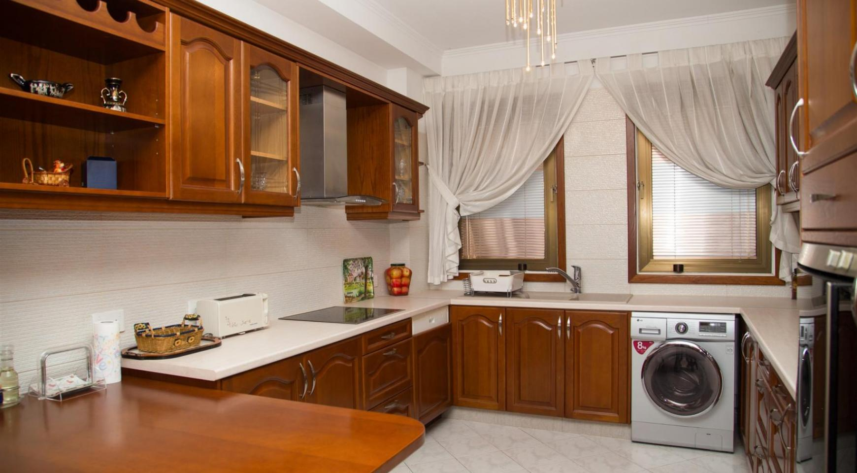 3-Спальная Квартира-Люкс в Комплексе  у  Моря - 16