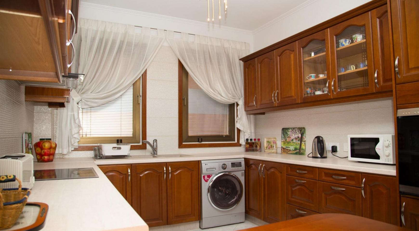 3-Спальная Квартира-Люкс в Комплексе  у  Моря - 17