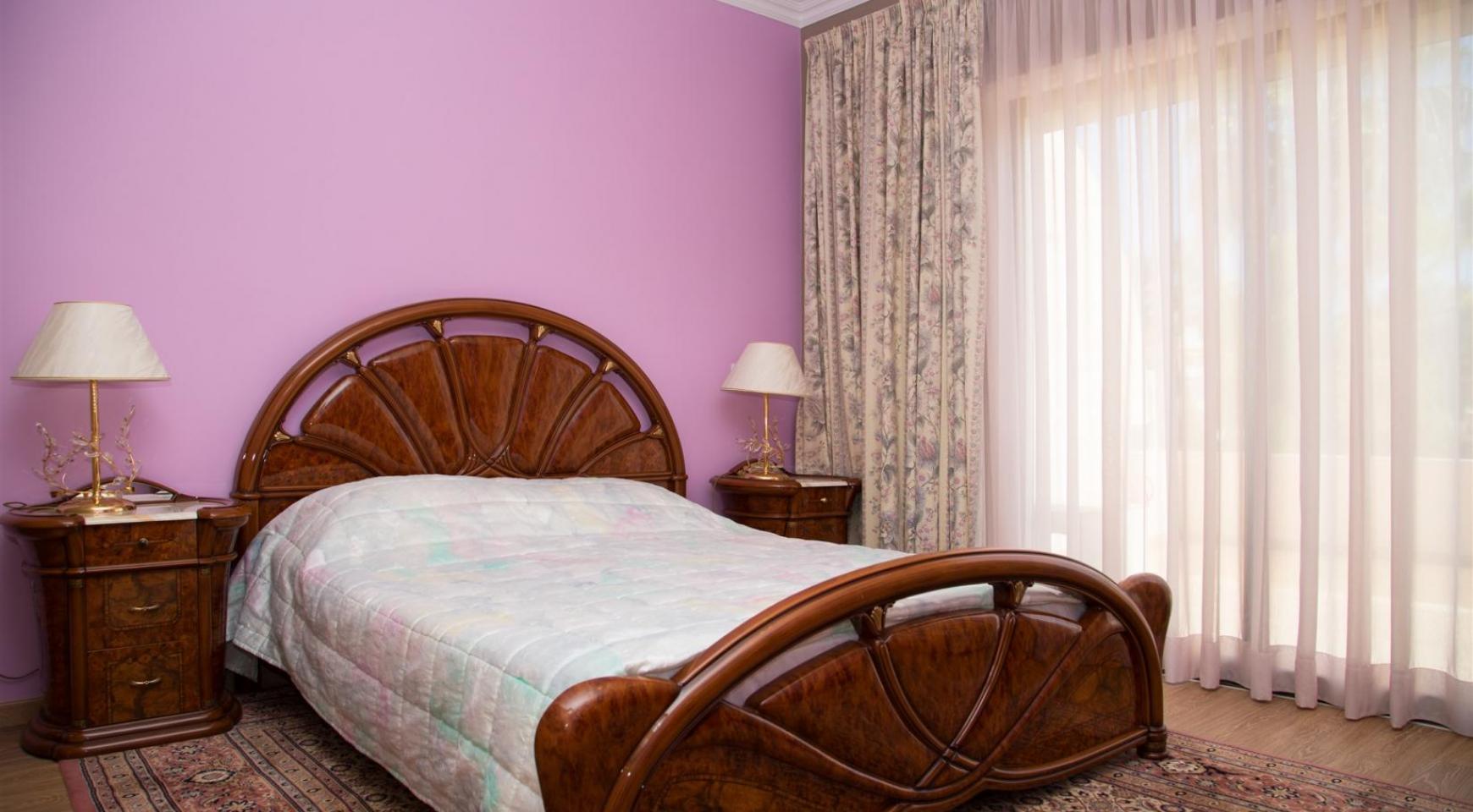 3-Спальная Квартира-Люкс в Комплексе  у  Моря - 19